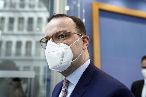 Bundesgesundeitsminister Jens Spahn (CDU).