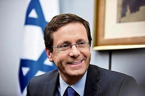 Israels Präsident Isaac Herzog erhielt eine weitere Dosis.
