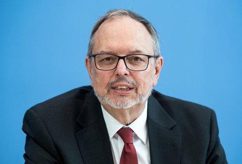 Georg Thiel, Präsident des Statistischen Bundesamtes und Bundeswahlleiter