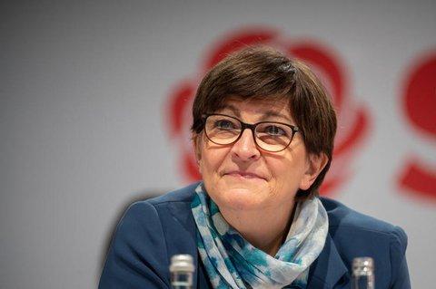 Saskia Esken, SPD-Parteivorsitzende