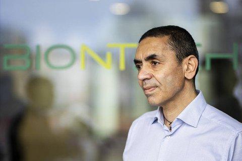Prof. Ugur Sahin, Vorstandsvorsitzender der Biontech SE