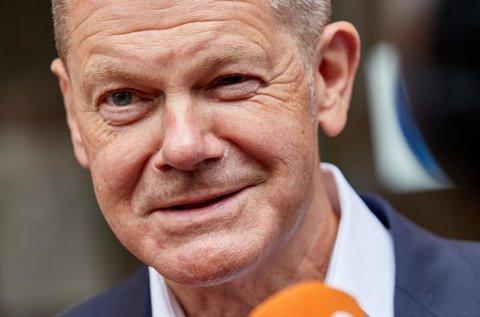 Bundesfinanzminister und SPD-Kanzlerkandidat: Olaf Scholz.