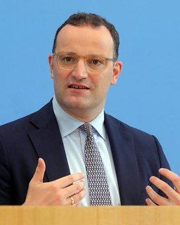 Bundesgesundheitsminister Jens Spahn (CDU) appelliert wieder an die Bürgerinnen und Bürger.