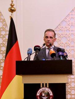Bundesaußenminister: Heiko Maas