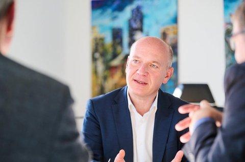 Berlins CDU-Spitzenkandidat Kai Wegner.