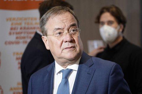 Armin Laschet Ministerpräsident von Nordrhein-Westfalen, CDU-Vorsitzender und Kanzlerkandidat der CDU