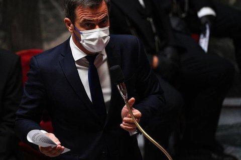 Der französische Gesundheitsminister Olivier Veran