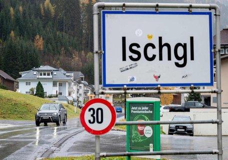 Ortseingang von Ischgl (Archivbild)