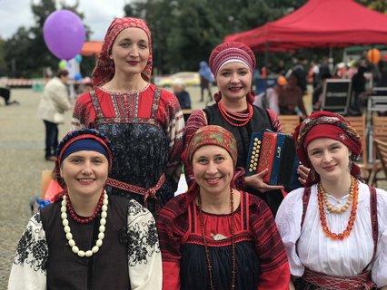 """Das Ensemble """"Polynushka"""" will slawische Gesangstraditionen authentisch bewahren"""