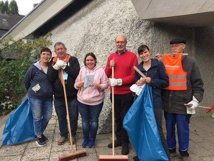 Die Freiwilligen Helfer:innen der Kirchengemeinde Alt-Schöneberg