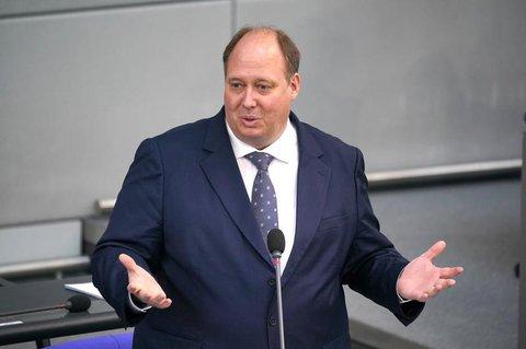 Helge Braun, Chef des Bundeskanzleramtes und Bundesminister für besondere Aufgaben.