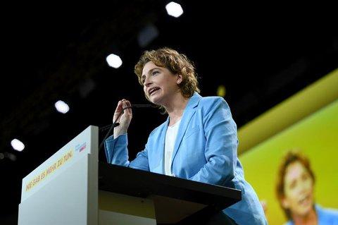 FDP-Vizevorsitzende Nicola Beer.