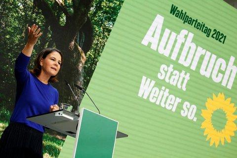 Grünen-Chefin Annalena Baerbock