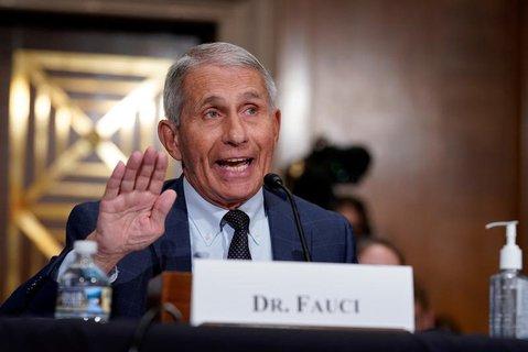 Der führende Experte für Infektionskrankheiten, Dr. Anthony Fauci