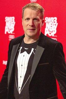 Moderator und Komiker: Oliver Pocher.