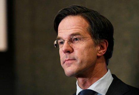 Der niederländische Premier: Mark Rutte.