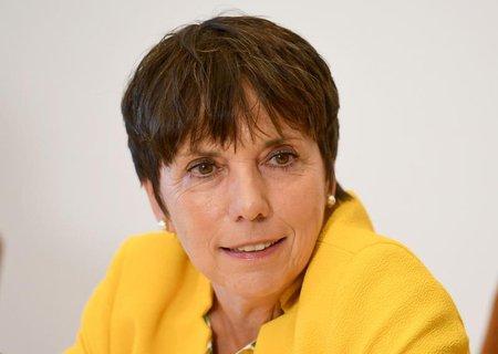 Die evangelische  Theologin Margot Käßmann.