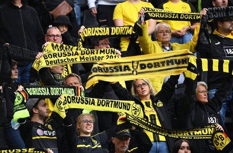 Fans von Borussia Dortmund wurden befragt.