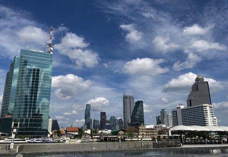 Besonders die Metropole Bangkok ist von der jüngsten Corona-Welle betroffen.