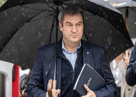 Bayerns Ministerpräsident Markus Söder.