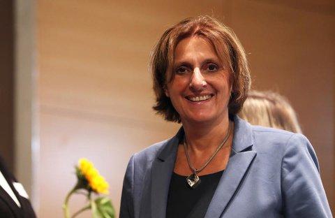 Die Präsidentin der Kultusministerkonferenz (KMK), Britta Ernst (SPD).