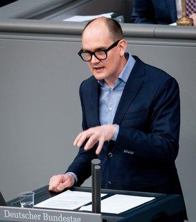 Grünen-Gesundheitsexperte Janosch Dahmen