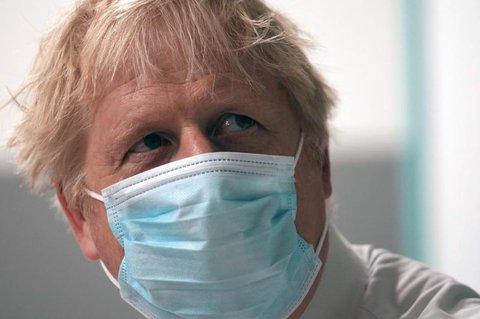 Der britischer Premier Boris Johnson