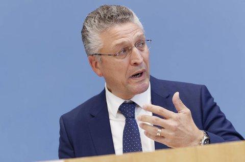 RKI-Chef Lothar Wieler verteidigt sich gegen Kritik.