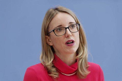 Die Vorsitzende des Etikrats, Alena Buyx, will 2022 die Folgen Pandemie aufarbeiten.