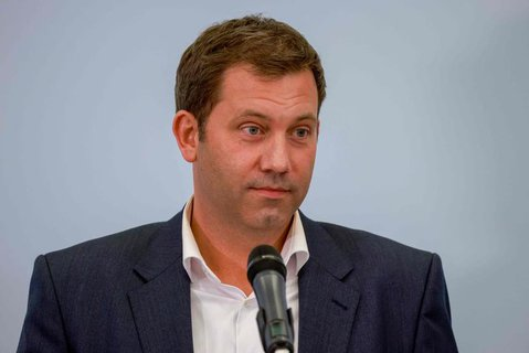 SPD-Generalsekretär Lars Klingbeil.