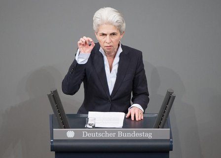 FDP-Vorstandsmitglied Marie-Agnes Strack-Zimmermann.
