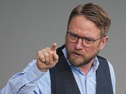 Der Parlamentarische Geschäftsführer der Linksfraktion im Bundestag, Jan Korte.