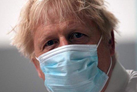 Der britische Premier: Boris Johnson.