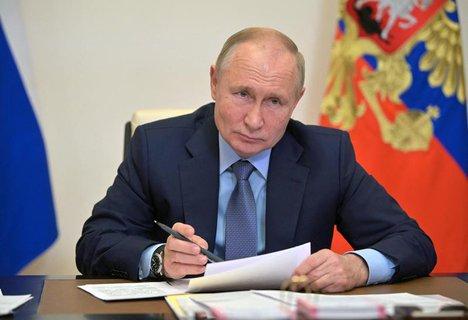 Putin hat erneut arbeitsfreie Tage angeordnet.