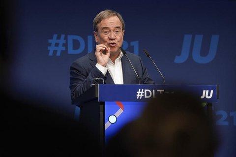 Laschet übt Kritik an der Themenauswahl der Ampel-Koalition.