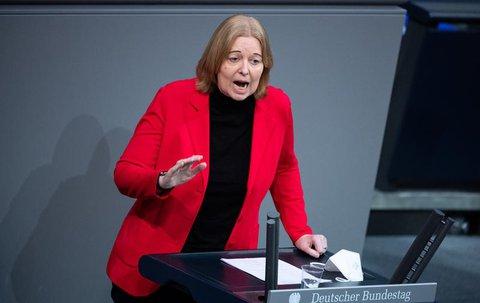 Bärbel Bas ist von der SPD zur Bundestagspräsidentin nominiert worden.