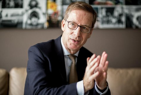 Der Direktor des Instituts der deutschen Wirtschaft, Michael Hüther.