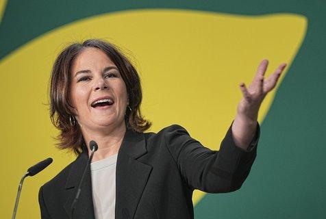 Annalena Baerbock, Grünen-Parteichefin