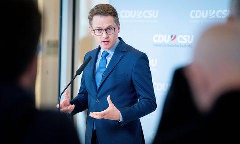 Carsten Linnemann, CDU-Wirtschaftspolitiker