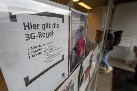 Zu den Schutzmaßnahmen zählt etwa die 3G-Regel.