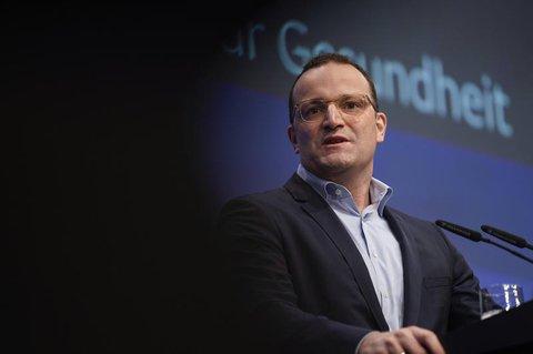 Stellvertretende CDU-Vorsitzende Jens Spahn