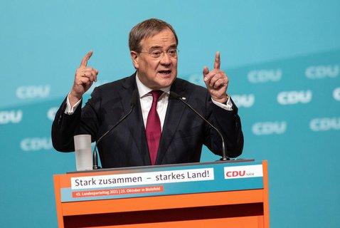 Der noch amtierende NRW-CDU-Chef: Armin Laschet.