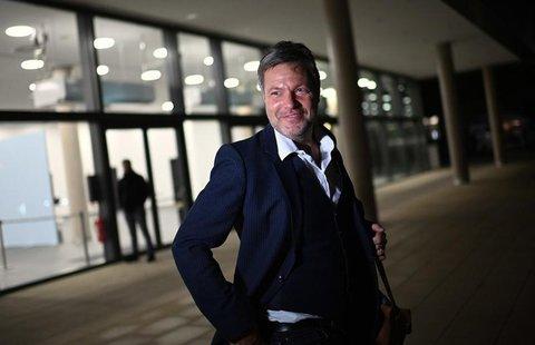 Co-Chef der Grünen: Robert Habeck.