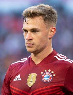 Spielt beim FC Bayern München und in der Fußball-Nationalmannschaft: Joshua Kimmich.