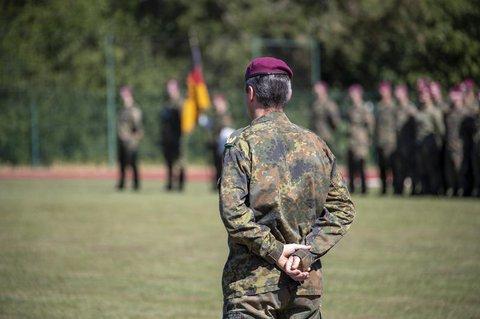 Die Bundeswehr darf offenbar nicht mit mehr Personal rechnen.