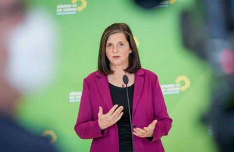 Katrin Göring-Eckardt, Grünen-Co-Fraktionschefin