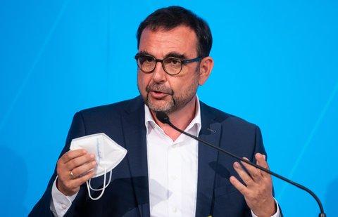 Klaus Holetschek, Bayerns Gesundheitsminister